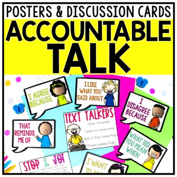 Let's Talk About It - Teaching Students How To Have Meaningful Text Talk