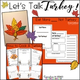 Let's Talk Turkey!