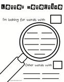 Letter Detective