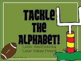 Letter Naming Fluency: Tackle the Alphabet