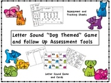 Letter Sound Game and Assessment Tool