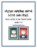 Letter Writing Genre Study