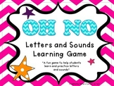 Letter and Sound Learning Game