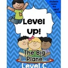 Level Up Guided Reading Book The Big Plane