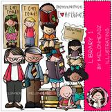 Library bundle by melonheadz