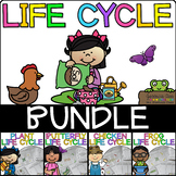 Life Cycles Bundle {4 Non-Fiction Thematic Units}
