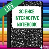 Science Interactive Notebook {Life Science}