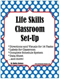 Life Skills Classroom Set-Up