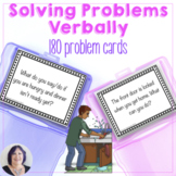 Life Skills - Solving Problems and Answering Questions Verbally
