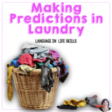 Life Skills: Sorting the Laundry Activities and Task Cards