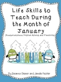 Life Skills to Teach During the Month of January