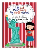 Lily and Miss Liberty Novel Study