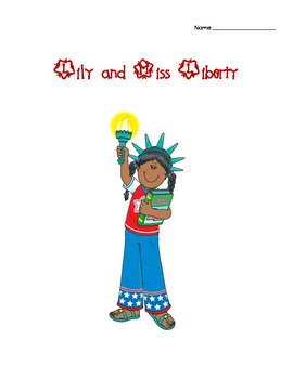 Lily and Miss Liberty