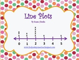 Line Plot Graphs