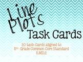 Line Plot Task Cards - 5.MD.2