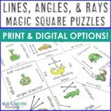 Lines Angles & Rays