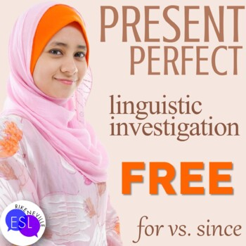 Linguistic Investigation:  for-since in present perfect