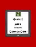 List of Grade 1 Apps That Support Common Core