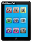 iPad/iPod Listening Center Mo Willems Scan QR Code and boo
