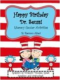Literacy Activities for Read Across America {Seuss' Birthday!}