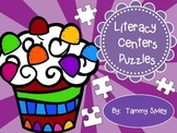 Literacy Center Puzzles