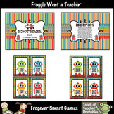 Literacy Center -- QR Robot Reader (dolch 1st grade words)