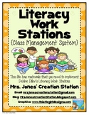 Literacy Work Station Management System