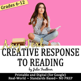 Make Fiction & Nonfiction Come Alive for Teens, Any Text,