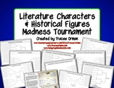 Literature & History Tournament Madness Creative Activity