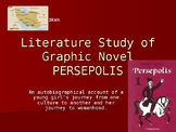 Literature Study of Graphic Novel-Persepolis