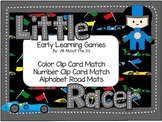 Little Racer Early Learning Games