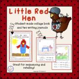 Little Red Hen's Kindergarten Adventure