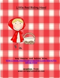 Little Red Riding Hood Readers Theater