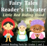 Little Red Riding Hood: Readers' Theater for Grades 1 and 2