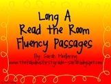 Long A Read the Room Fluency Passages