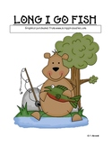 Long I Go Fish Game