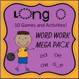 Long O Word Work Mega Pack