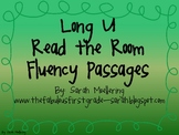 Long U Read the Room Fluency Passages