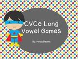Super CVCe Long Vowel Games