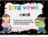 Long Vowel Magic e CVCe Word Word Focused Activities