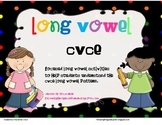 Long Vowel Magic e CVCe Word Word Focused Activities