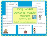 Long Vowel Personal Reader Stories