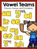 Long Vowel and Vowel Teams
