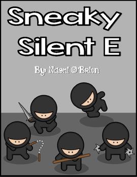 Long Vowels/Silent E
