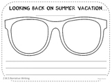 Looking Back on Summer Vacation