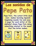 Los Sonidos de Pepe Pato Sound Book