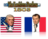 Louisiana Purchase Comic Lesson Plan (Notes, Worksheet, Puzzle)