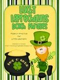 Lucky Leprechauns Dolch Phrases