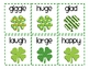 Lucky St. Patrick's Day Literacy Games