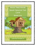 MAGIC TREE HOUSE Discussion Cards BUNDLE - Books 6-10